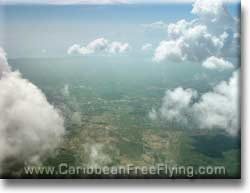 Dominican Republic's Paragliding Wallpapers